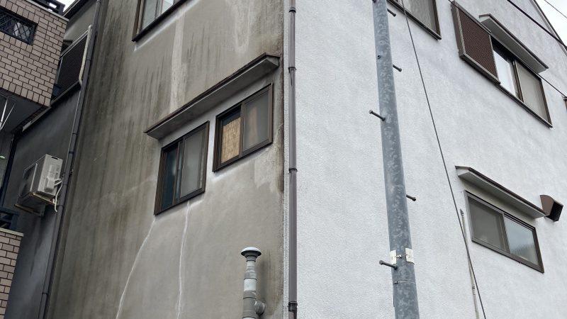 寝屋川市の外壁塗装工事